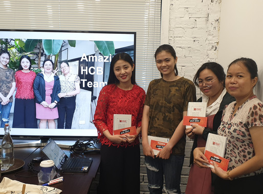 VSHR Healthcare Book (HCB Thanks Giving 2019 for Vietnamese People