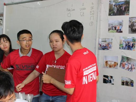 VSHR Super hero team's new addition - Nguyên Hiêu Nghia