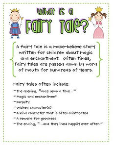 what fairy tales