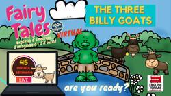 Presentacion FairyTales THE THREE BILLY