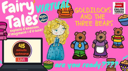 Presentación Fairytales GOLDILOCKS AND T