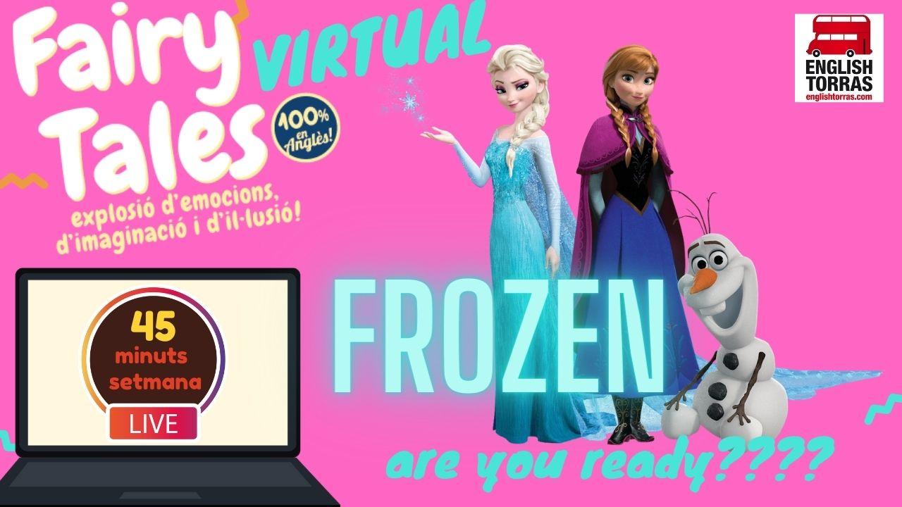 _Presentación Fairytales FROZEN