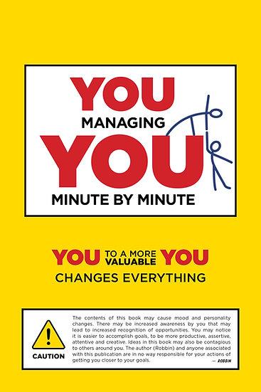 You Managing You : 6x9 Paperback