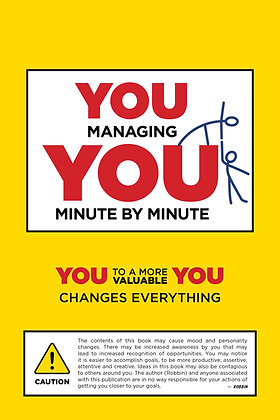 You Managing You - 6x9 Paperback