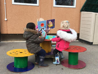 Outside Reading Area