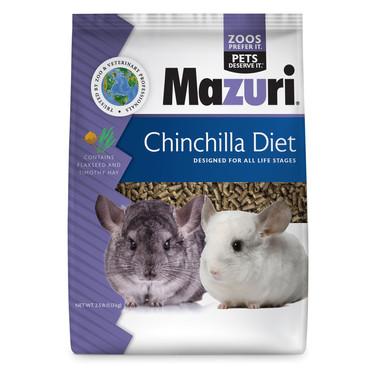 Mazuri Chinchilla Food