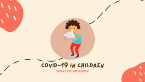 COVID-19 in children - What we need to know