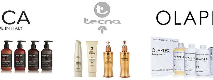 Parrucchiere Elan Roma Sud Tormancia | Utilizza prodotti ad alta qualità, naturali, bio, come Rica Tecna Olaplex
