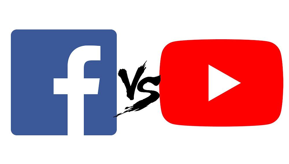 Facebook watch  contro youtube, qual'è il migliore, quali sono i guadagni? Leggi l'articolo