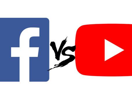 Facebook Watch vs Youtube... Qual'è il migliore? e quanto si potrebbe guadagnare? by Fb