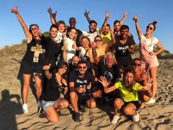 Paradise Beach team 2019
