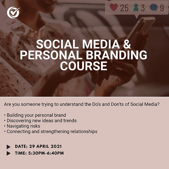 Personal Branding and Social Media Course