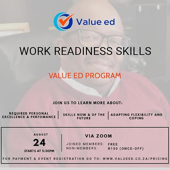 Work Readiness