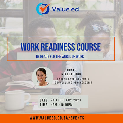 4 Copy of WORK READINESS - Made with Pos