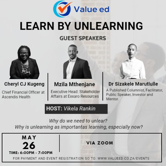 Learn by Unlearning Conference