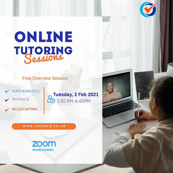 Tutoring Course Overview