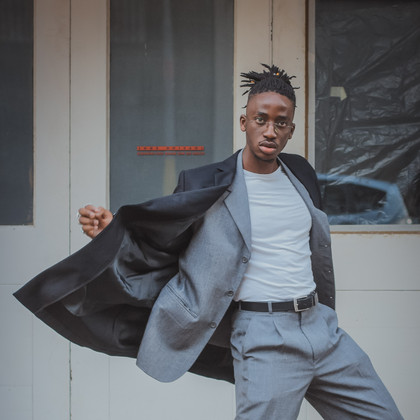 Panashe for Moee House Street Couture