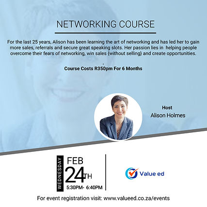 5 Copy of NETWORKING PROGRAM - Made with