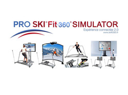 Simulateur Pro SKI Fit 360
