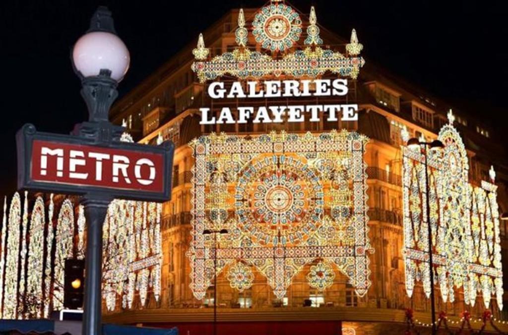GaleriesLafayette Paris2