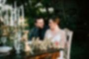 Rustic elegant wedding planner in Virginia