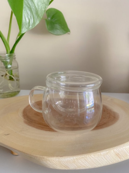Bloom Glass Mug