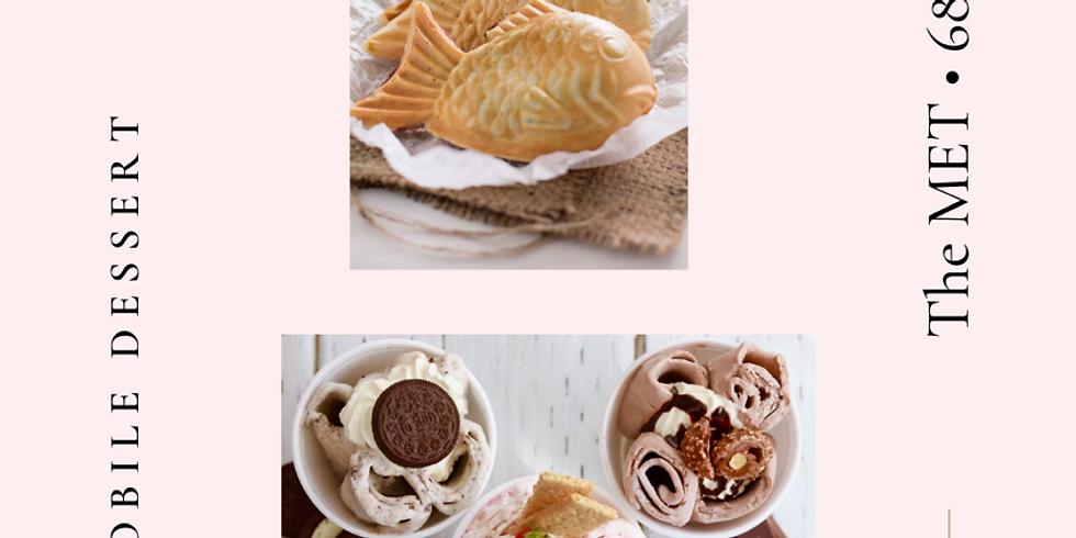 Amai Dessert Lounge (mobile plant based sweets)