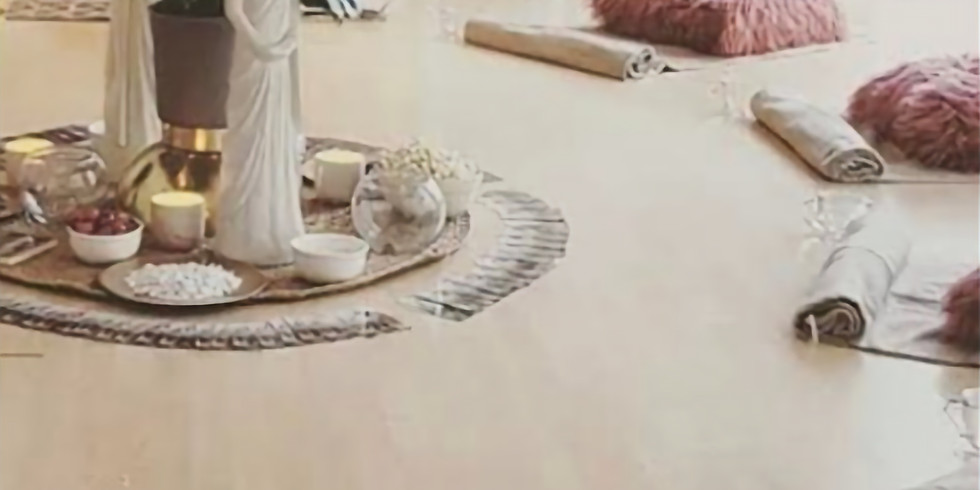 Emerging Lights: Silent Tea and Meditation