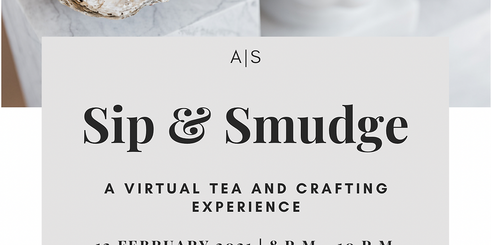 Sip & Smudge