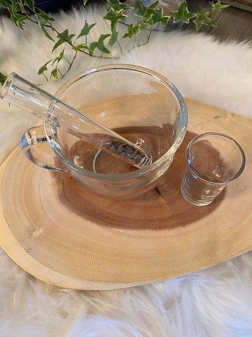 Clarity Infuse Set w Mug