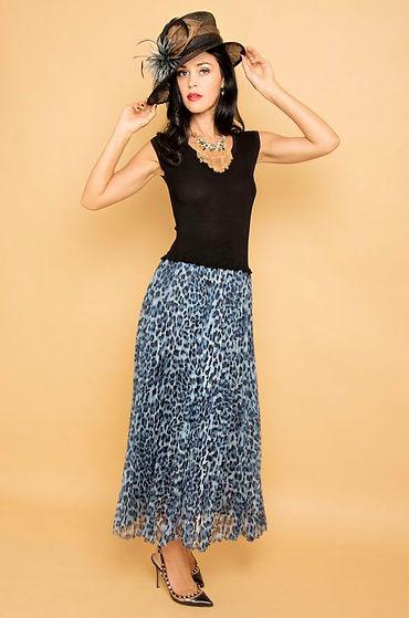 leopard skirt singapore