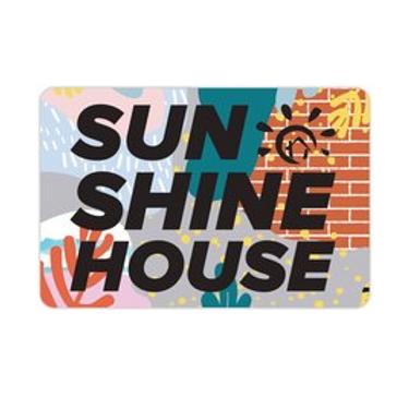 Sticker - Sunshine House