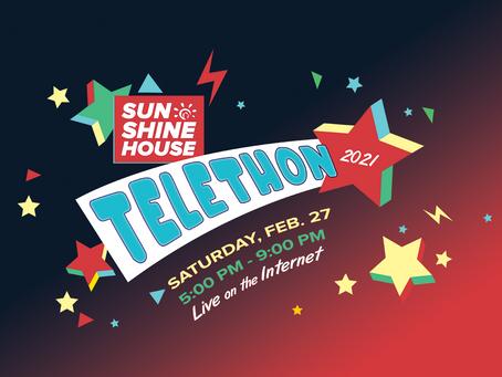 We're having a Telethon!