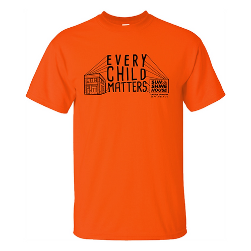Orange Shirt Day Tee