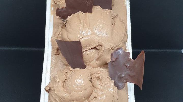 Glace au Chocolat 1/2 litre