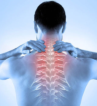 Neck Pain Relief Image