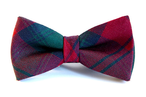 Lindsay Tartan 'Sophisticate' Bow Tie