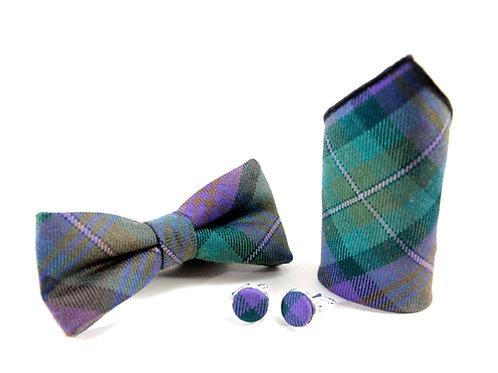 Isle of Skye Tartan Gift Set