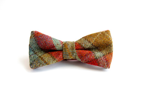 Autumn Tweed 'Sophisticate' Bow Tie