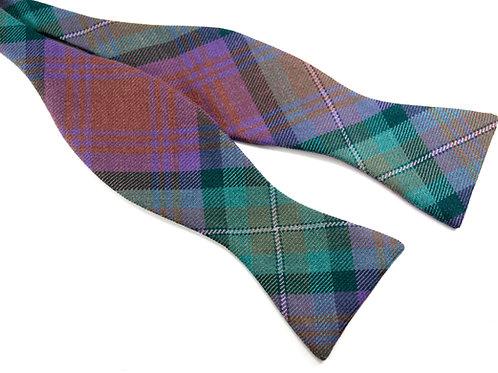 Isle of Skye Tartan 'Gentleman' Bow Tie