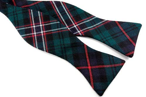 Scottish National Tartan 'Gentleman' Bow Tie