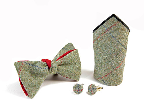 Heath Tweed Gift Set