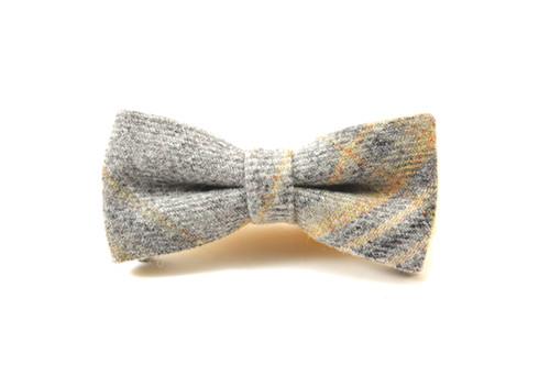 bedc054a0473 'Lichen' Tweed 'Sophisticate' Bow Tie