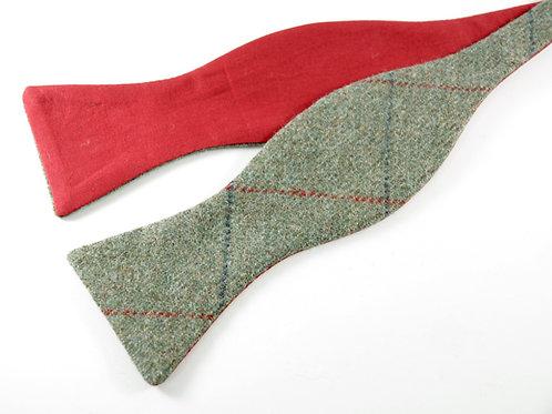Heath Tweed 'Gentleman' Bow Tie