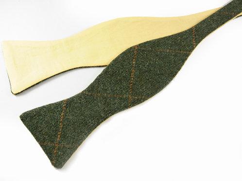Lodenberry Tweed 'Gentleman' Bow Tie