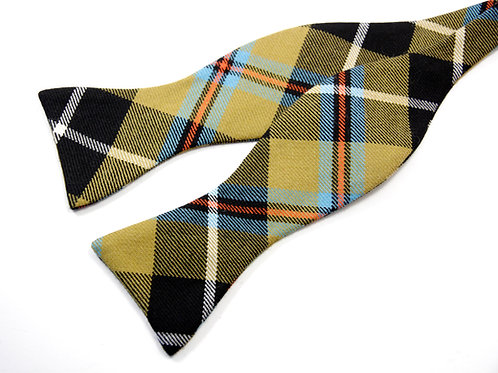 Cornish Tartan 'Gentleman' Bow Tie