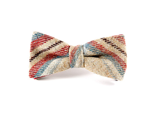 'Seaside' Tweed 'Sophisticate' Bow Tie