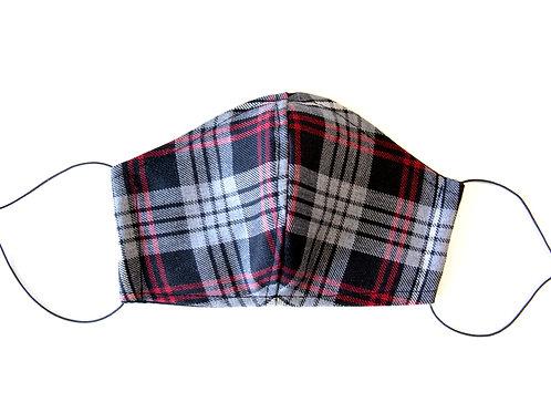 Auld Lang Syne Tartan Face Mask