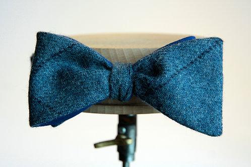 Flintstone Tweed 'Gentleman' Bow Tie