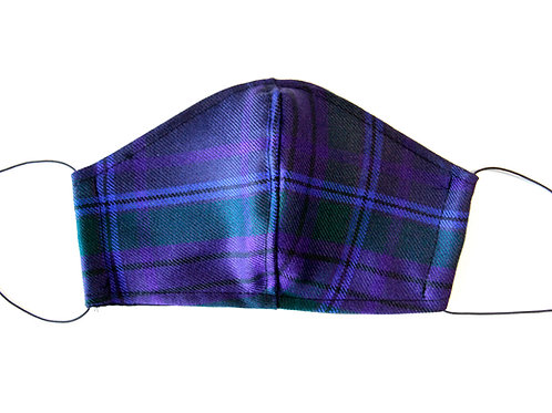 Spirit of Scotland Tartan Face Mask